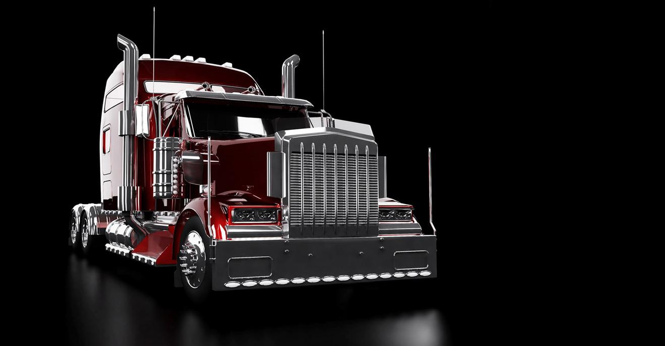 abc truck black